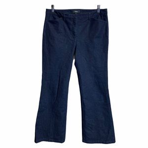 Theory Low Rise  Flare Leg Jeans Sz 10